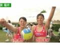【画像あり】女子高生ビーチバレー大会がヤバイwwwwwwww