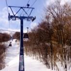【画像】スキー場の閉鎖されたリフトとコース、いわくつきかもしれない……