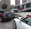 850万円のポルシェ、ブレーキ踏み間違って納車数分でクラッシュ 中国
