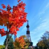 『【北海道ひとり旅】札幌・小樽の小さな旅『札幌テレビ塔』』の画像