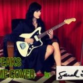 ツインピークスの妖しいテーマ曲をギターでカバーする女性!!