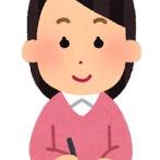 【画像】中国の美少女、めちゃくそ字が上手いと話題に