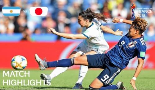 なでしこジャパンがW杯初戦アルゼンチンに引き分け(中南米など海外の反応)
