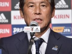 サッカー日本代表監督ワールドカップ成績一覧!