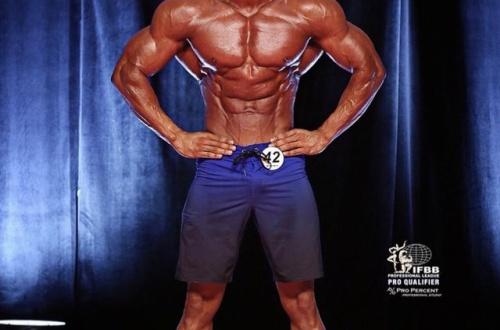 フィジーク日本大会で優勝した韓国人の肉体が凄すぎるwwwwwwのサムネイル画像