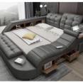 【画像】ハイパー多機能ベッド、男なら絶対欲しくなるww