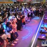 『【香港最新情報】「アニメ祭典、入場50%制限で3時間待ち」』の画像
