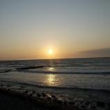 『【北海道ひとり旅】宗谷岬北上の旅 増毛の街散策『夕陽を見に行き海岸へ行きました』』の画像