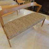 『【今これが売れています 柏木工・日進木工】日進木工のgeppoシリーズのシートベンチ・NFC-781』の画像