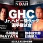 / 2.12 日本武道館🕊 GHCJr.ヘビー級タッグ選手権...