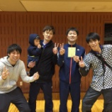 『◇仙台卓球センタークラブ◇ 平成28年度春季リーグ戦 結果』の画像