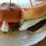 『【キャンプ料理】ハンバーガー作り ~ハンバーガー道~』の画像