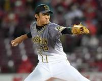 阪神・藤浪晋太郎に「藤川球児2世」の声 中継ぎで9球、2奪三振、3者凡退...