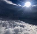 アメリカ上陸間近の巨大ハリケーン「イルマ」 米空軍が目の中をとらえた驚きの画像 [画像]