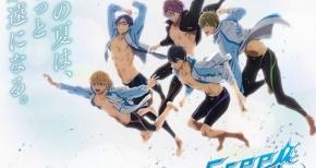"『Free! 2期』""Eternal Summer""第1話の概要、先行カット公開!!いよいよだぁぁぁぁ!!"