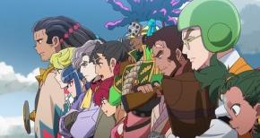 【天晴爛漫!】第12話 感想 目立たぬように正面突破!