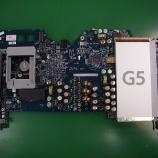 『i Mac G5のコンデンサ交換』の画像