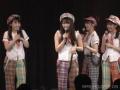 【悲報】NMB白間美瑠さん、公演中に衣装でアソコを刺激して遊ぶ wwwww(画像あり)
