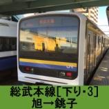 『総武本線 車窓[下り・3]旭→銚子』の画像