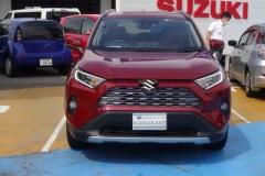 トヨタ、スズキ向けRAV4生産! 欧州で販売へ OEM供給は初