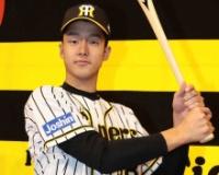 【阪神】小幡シート打撃で、実戦形式初安打を含む4打数2安打!