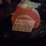 『イチゴのロールケーキ☆★』の画像