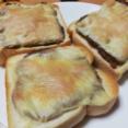 【チーズもON】カレートースト、焼けたったwwwwwwww(画像あり)