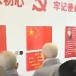 【動画】中国の仏教の様子がおかしい!習近平がお釈迦様に成り代わっている…。
