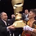 井上尚弥がノニト・ドネアに判定勝利したWBSSバンタム級決勝戦がボクシングの年間最高試合に選出される