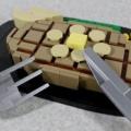 11月29日は「いい肉の日」!という訳でレゴで作ってみました。