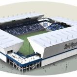 『[水戸]クラブ創設25周年を迎え、次なるステージへ!! 新スタジアム建設構想を発表!! 5年後の完成を目指す』の画像