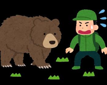 雲取山で登山中の71歳が熊に襲われる→結末が・・・・
