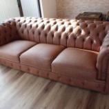 『多度津町にイタリア・サコモディ社のトラディショナルデザインのソファを納品』の画像