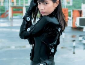 美人モデル武田あやながGANTZスーツ姿を披露wwwwwwwww