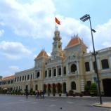 『インターコンチネンタルホテルのクラブラウンジでチェックイン@ベトナムホーチミン 』の画像