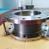 『ハステロイ製ベローズ伸縮管』の画像