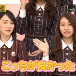 『【乃木坂46】桜井玲香『グループの挨拶ポーズは欅坂のがいいな・・・』【欅坂46】』の画像