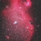『いっかくじゅう座のワシ星雲(IC2177)散光星雲』の画像