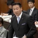 【動画】国会、立憲民主党・福山哲郎が「自民党は北朝鮮情勢をなぜ議論しない?」