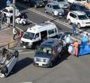 宮崎駅前で暴走車が複数の通行人をはねる うち1人が意識不明