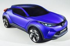 トヨタ、プリウス派生SUV「C-HR」東京モーターショーで公開か!?