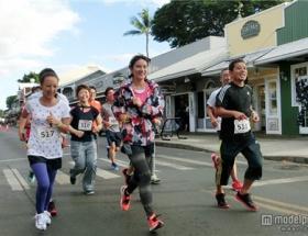武井咲、1.6kmのマラソン挑戦に達成感「頑張って良かった」