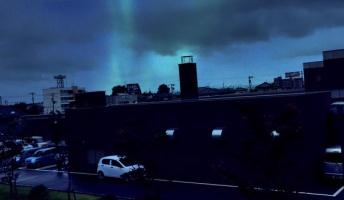 【驚愕】福島でオーロラの目撃情報!これってなにがおきてるの?