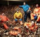 若者よ一攫千金を目指せ!世界一過酷な仕事ベーリング海の蟹漁!