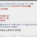 『SQ清算値速報 2018年12月限MSQ 』の画像