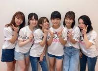 チーム8 新メンバーの福留光帆ちゃん、関西白書デビュー