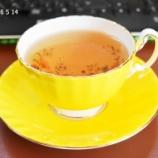 『私のマイクロバブル生活研究(37)ミント茶』の画像