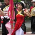2018年横浜開港記念みなと祭国際仮装行列第66回ザよこはまパレード その36(桜美林学園中・高ブラスバンド)