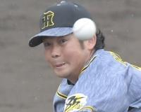 阪神は岩田が先発 ウエスタン・ソフトバンク戦 前回広島戦は3回2安打無失点