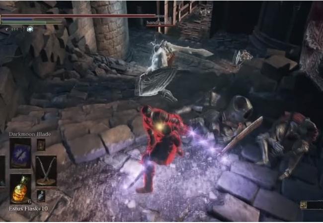 【ダークソウル3】傭兵の双刀強いのに使わないの?